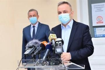 Velik skok novooboljelih i hospitaliziranih u Koprivnici