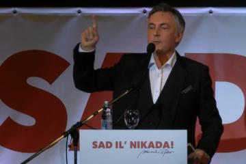 Govor koji vraća vjeru u bolju Hrvatsku, dr.sc. Miroslav Škoro