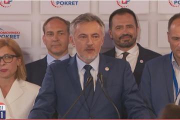 Škoro: Domovinski pokret će stati nasuprot ljevice koja želi osvojiti Zagreb