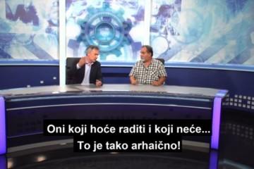 """Škoro: """"Pogledajte diverziju kojom je moj prijatelj Željko Pervan pokušao zaustaviti moje gostovanje u Bujici!"""""""