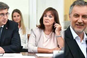 Škoro izaziva Plenkovića: 'Čemu nervoza? Želim vjerovati da je milijune eura zaradila pošteno'