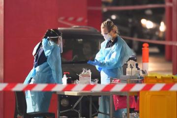 KORONA SE VRATILA U Zagrebu osam novih zaraženih, u Osijeku tri