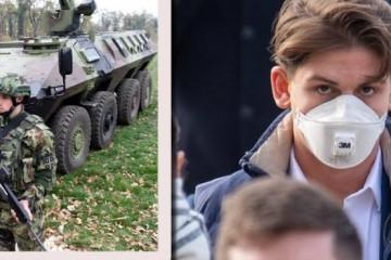 U SRBIJI PROGLAŠENO IZVANREDNO STANJE ZBOG KORONA VIRUSA: Vojska izlazi na ulice, čuvati će bolnice a za kršenje samoizolacije 3 godine zatvora