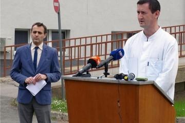 U Varaždinskoj županiji prvi pacijenti s lokalnom transmisijom bolesti