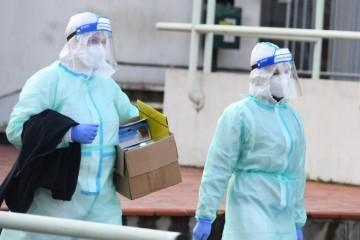 STOŽER OBJAVIO: Danas imamo 308 novih slučajeva zaraze, preminule dvije osobe