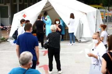 Hrvatska premašila brojku od 4000 zaraženih: U Zagrebu 22 zaražene osobe, u Slavoniji 20, u Dalmaciji 14 novih slučajeva