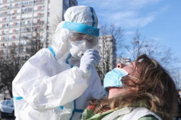 (UŽIVO) NESLUŽBENO: Danas 410 novih slučajeva zaraze koronavirusom