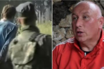 (VIDEO) 'ŠKORPION' SA ŠOKANTNE SNIMKE PRIZNAO! 'Srebreničke dječake ubili smo u ime Srbije'