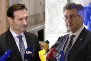 POTVRĐENO Plenković i Kovač sučelit će se dan uoči izbora, prihvatili su ponudu jedne televizije
