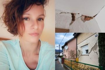Stanovnica Markuševca za Narod.hr: 'Razočarani smo Bandićevim postupanjem nakon potresa, a svako novo podrhtavanje je trauma'