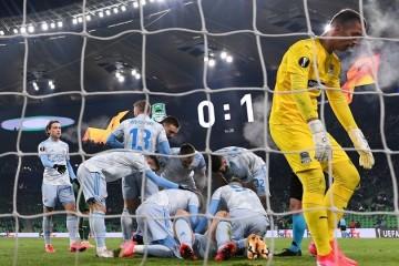 Dinamo i nikad bolji Bruno Petković nadomak 16 najboljih u Europskoj ligi; evo koje velikane im donosi ždrijeb i koliko bi još milijuna eura mogli zaraditi (VIDEO)