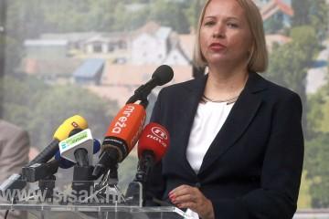 Novi skandal SDP-ove sisačke gradonačelnice Ikić Baniček: Uz pomoć svih pročelnika lažirala gradski proračun?