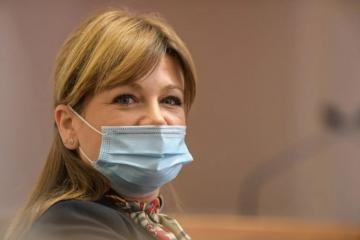 VIDOVIĆ KRIŠTO NEZADOVOLJNA Objavila što joj je Vlada odgovorila o poslovanju državnih tvrtki s bivšim Šeparovićevim uredom