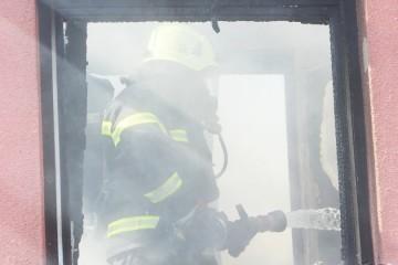 Strava kod Križevaca: Vatrogasci gasili požar i u kući pronašli dvije mrtve osobe