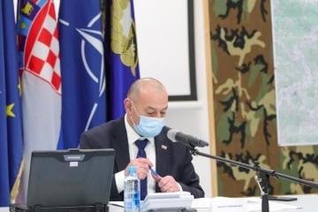 Održana prva sjednica Stožera za obnovu od potresa: 'Osim obnove razmišljamo i o revitalizaciji cijelog prostora'