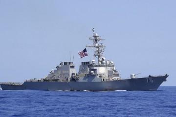 AMERIKA IZVELA NEVIĐENI MANEVAR: Tri razarača uplovila u Baremtsovo more u kojem se nalazi baza sjeverne flote ruske mornarice