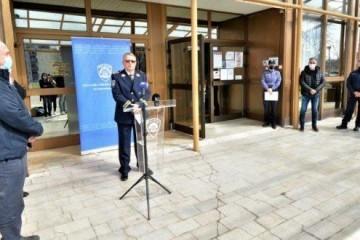 """Izložba """"Krvavi Uskrs"""" u karlovačkoj Policijskoj upravi"""
