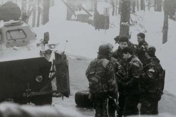 31.3.1991. – 'Krvavi Uskrs' na Plitvicama