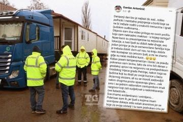 Policija javlja da nisu utvrdili nikakve prevare s mobilnim kućicama za ljude stradale u potresu