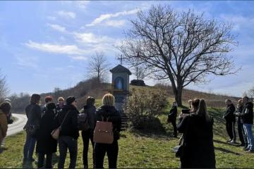 Vukovarci molili križni put na tzv. kukuruznom putu