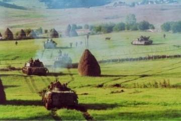 3. studenog 1994. operacijom Cincar oslobođeno Kupreško polje
