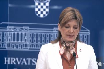 Karolina Vidović Krišto uputila predstavke EK zbog Croatia osiguranja i Krš-Pađene