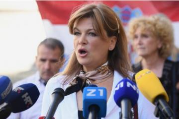 """KAKAV ISTUP VIDOVIĆ-KRIŠTO: """"Suci su korumpirani, netrasparentni…"""""""