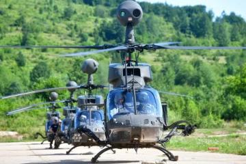 Helikopteri Kiowa Warrior ponovno u operativnoj uporabi