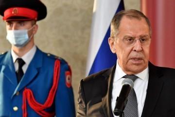 SKANDAL U SARAJEVU Komšić i Džaferović odbili susret s Lavrovom