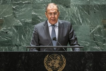 Ruski šef diplomacije kaže da se ne razmatra priznanje tailbana