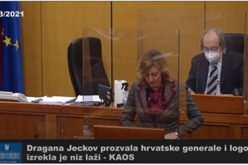 Lili Benčik: Odgovor Dragani Jeckov