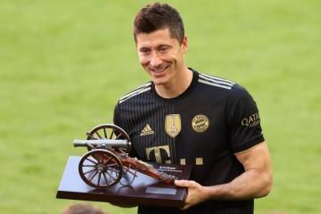 Lewandowski ispisao povijest Bundeslige i u 90. minuti srušio rekord kojeg je gotovo 50 godina držala njemačka legenda
