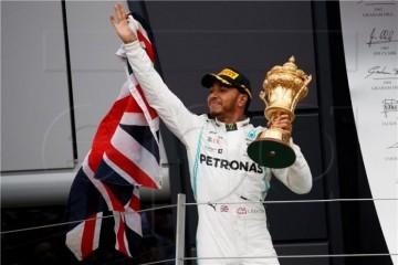 Hamilton postao rekorder: 'Ovo nikad nisam mogao ni sanjati'
