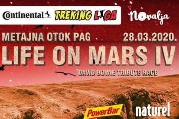 PRIOPĆENJE: Life on Mars trail utrka zbog korona virusa odgođena za 19.rujna