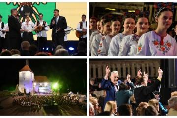 LIJEPOM NAŠOM na Dan državnosti na najljepši način predstavila Đurđevac, najavila Picokijadu i ponudila lijep program