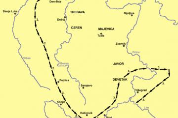 """30. ožujka 1945. Lijevče polje – zašto ovu bitku s ustašama četnici zovu """"drugo Kosovo""""?"""