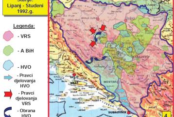 13. travnja 1992. Livno – bitka koja je spriječila odsijecanje Dalmacije i Hrvata BiH