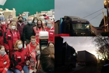 Livno za Petrinju: Izbornik Dalić stigao s konvojem humanitarne pomoći