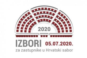 IZBORI 2020 Najbolji odaziv u 1., zagrebačkoj, najslabiji u 5. slavonskoj jedinici