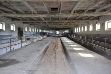 """FOTO U logoru Stajićevo smo boravili više od mjesec dana (štala za goveda u kojoj je bilo smješteno između 1300 i 1500 ljudi).""""Evo ovaj je Zenga""""…Na redu sam…"""