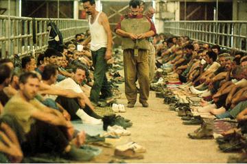 10. prosinca 1991. Zločini srpske vojske – Srbija organizirala logore nacističkog tipa za Hrvate