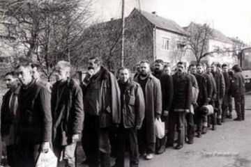 24. prosinca 1991. Zločini srpske vojske – najmlađi logoraš u Bučju bilo je dijete od četiri godine