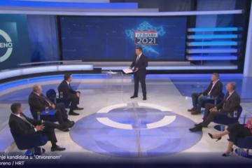Šest kandidata za gradonačelnika Splita u Otvorenom