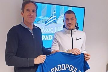 Lokomotiva dovela megapojačanje; grčki reprezentativac koji ima 140 nastupa u Bundesligi novi je član zagrebačkog sastava