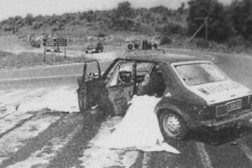 24. kolovoza 1991.g. - Pokolj policajaca u Žutoj Lokvi