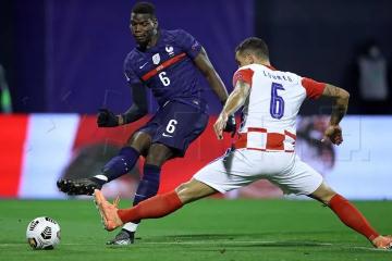 Hrvatska u Maksimiru izgubila od Francuske 1-2