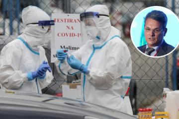 Riječki znanstvenik upozorava: Broj zaraženih je barem pet puta veći. Vlada i Stožer su zakasnili s tvrđim mjerama bar tjedan dana!