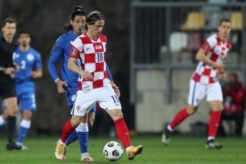 """Kapetan Luka Modrić je samostalni hrvatski rekorder po broju nastupa za """"Vatrene"""""""