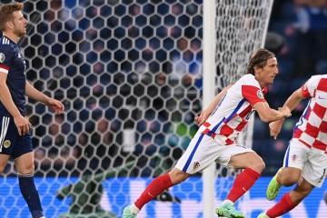 Modrićev gol u izboru za najljepši na Euru