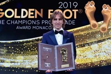 Luka Modrić dobio nagradu koju nemaju ni Messi, ni C. Ronaldo